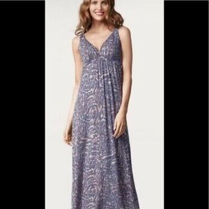 cabi Patio Maxi Dress